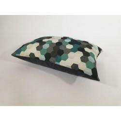 Poduszka dekoracyjna Plastry miodu ROSSI FURNITURE