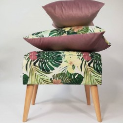 Stołek - Pufa do TOALETKI od Rossi Furniture
