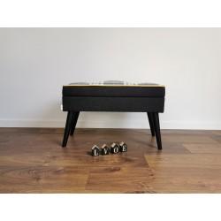 Ławeczka LOVARE ,ławka ze schowkiem 120 cm Rossi Furniture