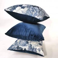 Poduszka dekoracyjna  Rossi Furniture Komlept poduszek dekoracyjnych w KRATKE  3 sztuki !!! 60 x 40