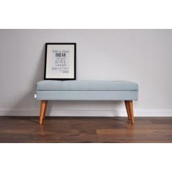 Ławeczka LOVARE ,ławka ze schowkiem 100 cm