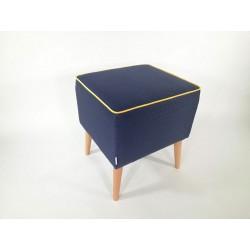 Nowoczesna Pufa - siedzisko EGO LUX od Rossi Furniture