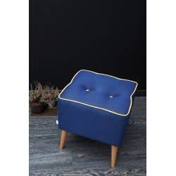 Nowoczesna Pufa - siedzisko  EGO od Rossi Furniture