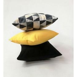 Poduszki dekoracyjne 3 sztuki Rossi Furniture