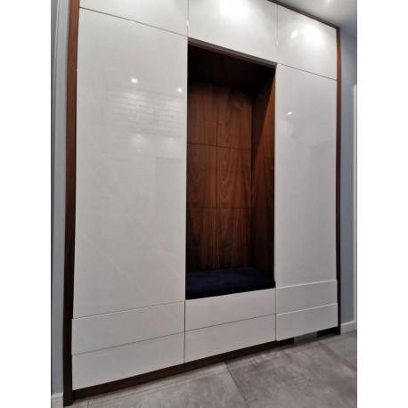 Siedziska Do Garderoby Przedpokoju Poduszka Na Wymiar Made By Rossi Furniture
