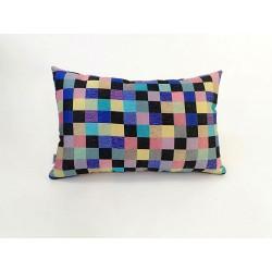 Poduszka dekoracyjna kolorowa mozaika BARCELONA Rossi Furniture
