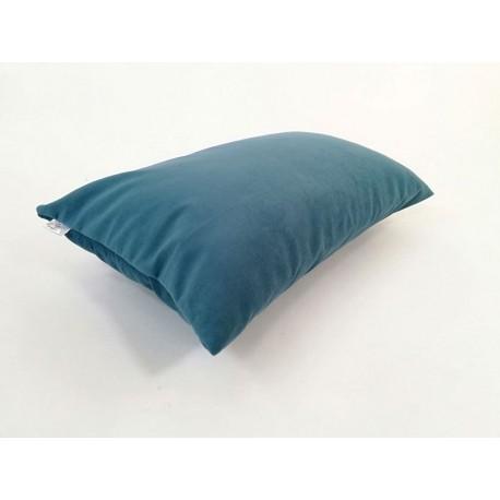 Poduszka dekoracyjna kolor turkusowy od  Rossi Furniture